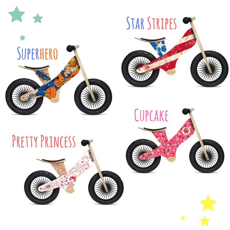 Bici Senza Pedali Kinderfeets
